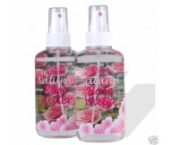 Pure Bulgarian Rose water Cleansing Toner/Spray 2x250ml
